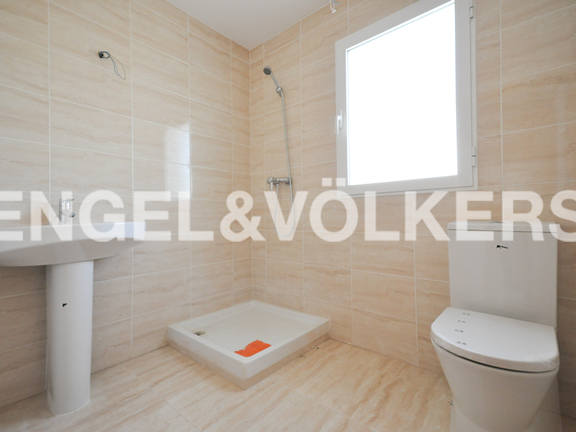 House in Requena - Master bathroom
