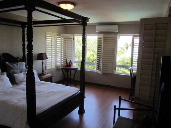 House in Caribbean Beach Club - Main bedroom