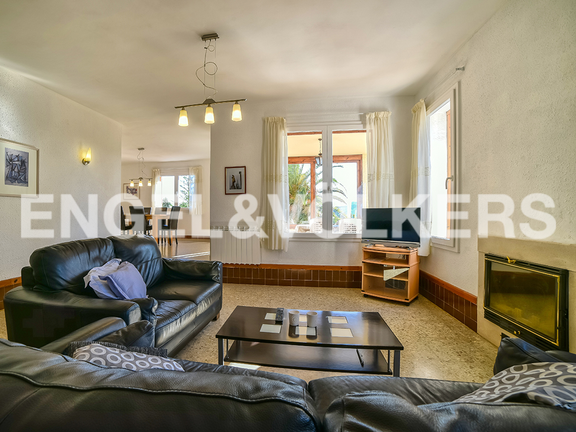 House in Calpe - Open living area