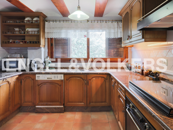 House in Picassent - Kitchen