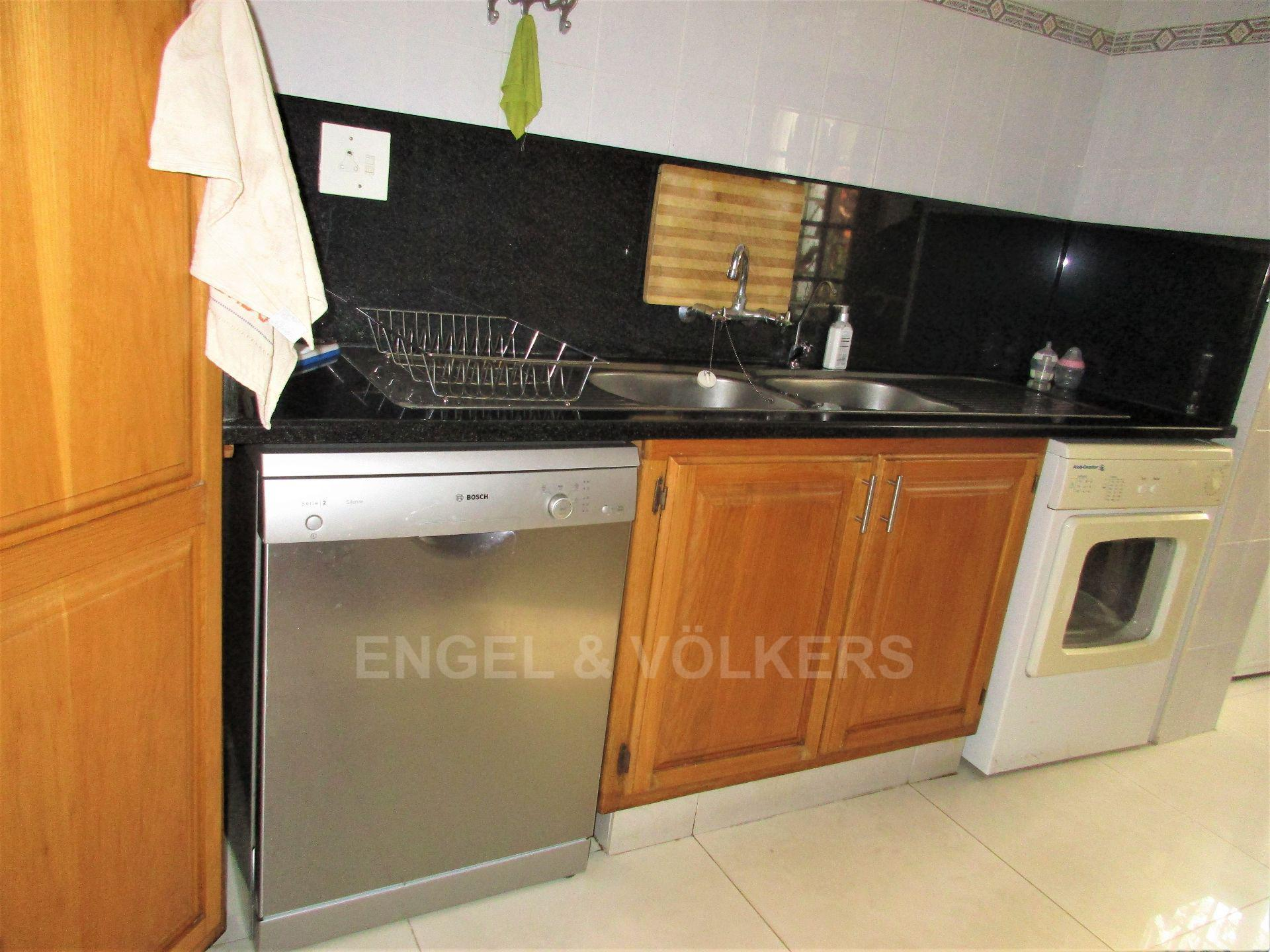 House in Uvongo - 015 - Scullery Area.JPG