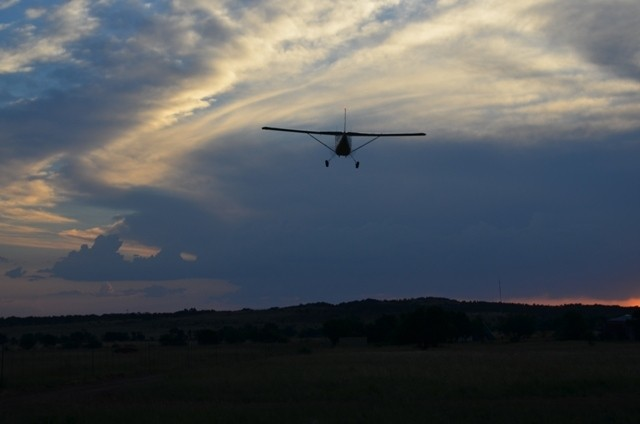 Land in Lekwena Wildlife Estate - Aeroplane That Took Off At Lekwena