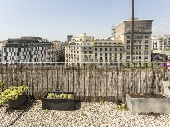 Condominium in Eixample Dreta - Fabulous terrace to Paseo de Gracia