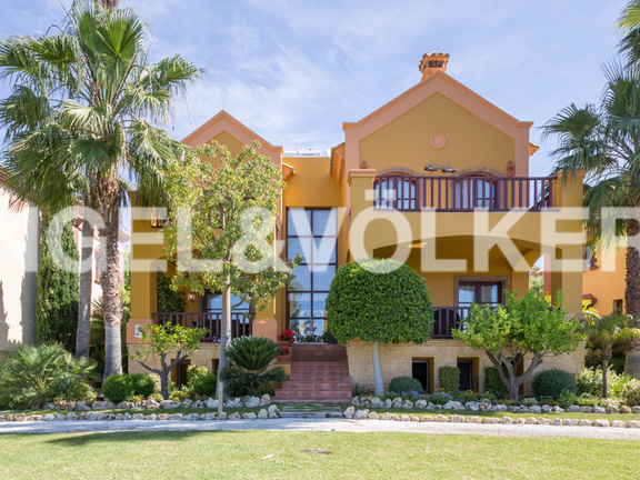 House in Marbella hill club - Villa for sale in La Capellania Hill Club