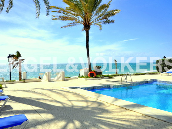House in Beach Side Golden Mile - Commun Pool Oasis Club
