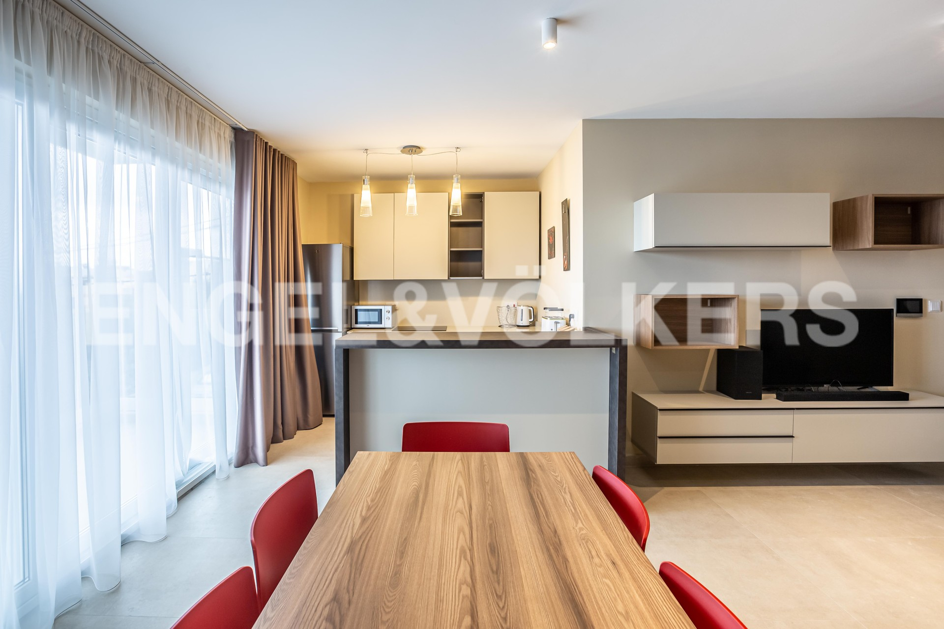 Apartment in Ibrag - Dining Area/Kitchen