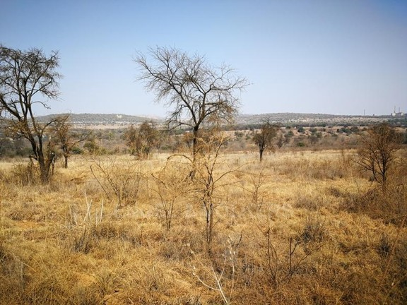Land in Hartbeespoort Dam Area - Fertile land