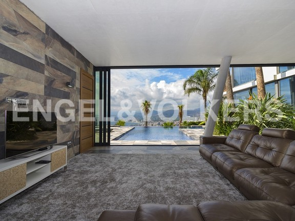 House in Benidorm Rincón de Loix - Ultra luxury villa with breathtaking views. Living room