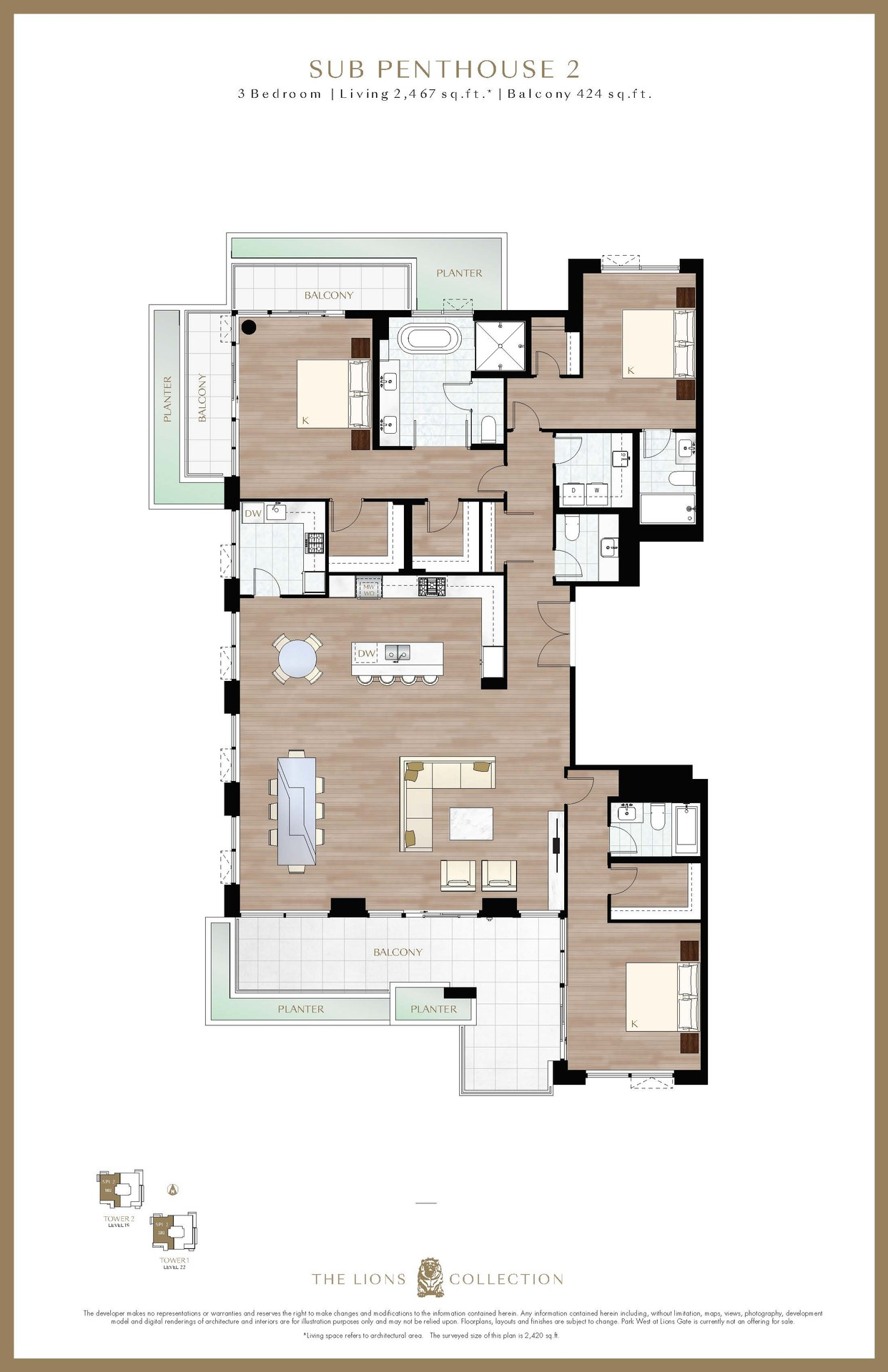 Apartment in Vancouver