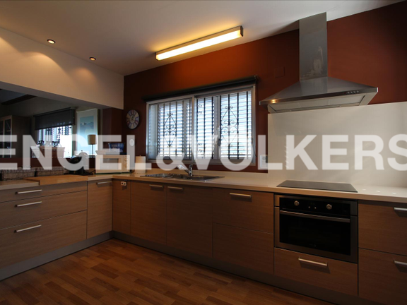 House in Dénia Montgó - House with fantastic sea views in Denia.Kitchen
