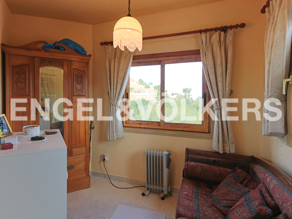 House in La Sella Golf - Office with views.