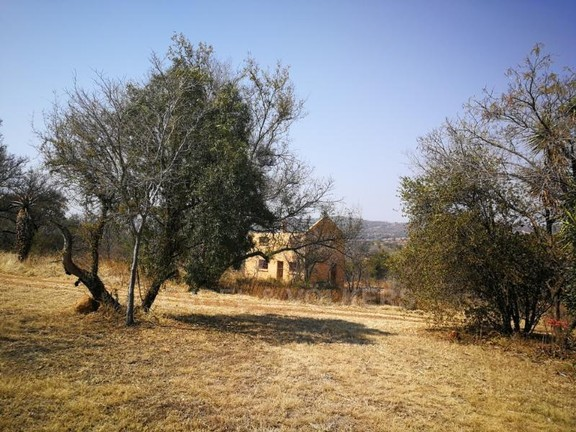 Land in Hartbeespoort Dam Area - Second house