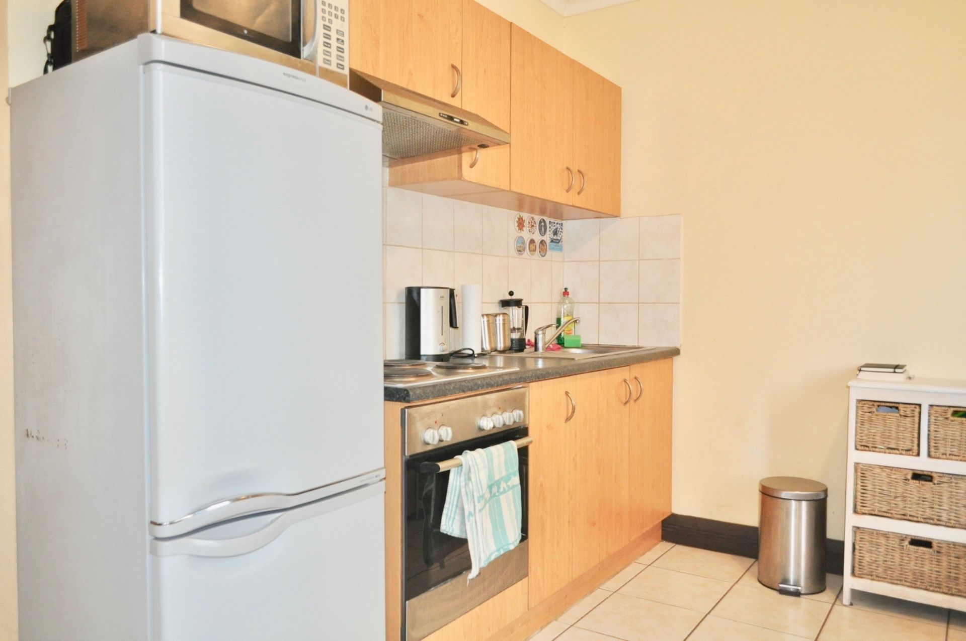 Apartment in City Centre - Kitchen 2