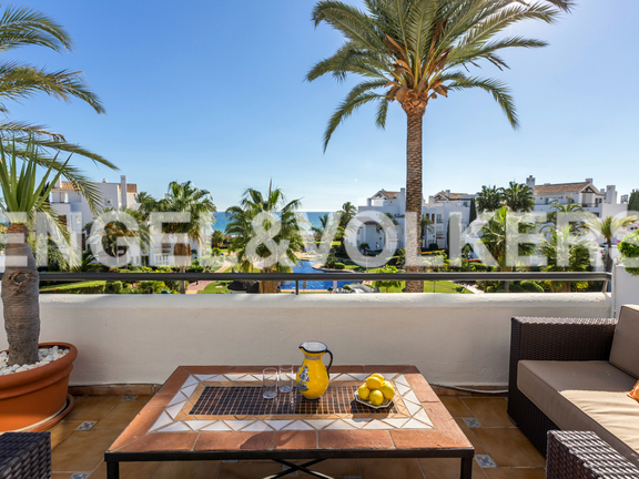 Penthouse in Los Monteros