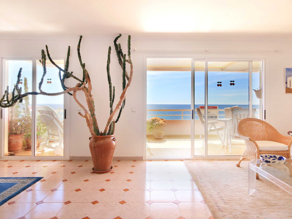 Condominium in Sta. Eulalia - View from the living room