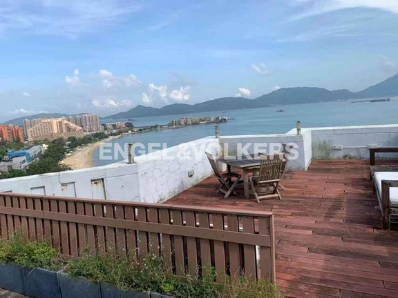 Apartment in Tuen Mun - Aquamarine Garden 海慧花園