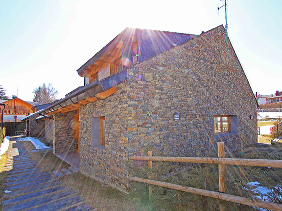 House in Alp