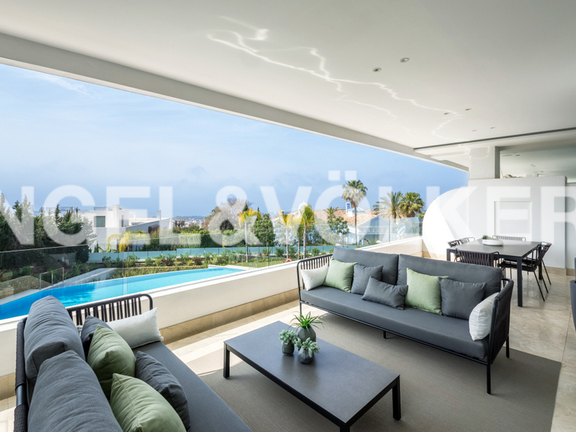 Penthouse for sale in La Reserva de Sierra Blanca Marbella