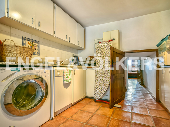 House in Calpe - Separat kitchen and laundry room