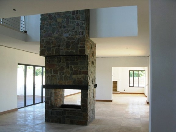 House in St Francis Bay Links - Feature Fireplace