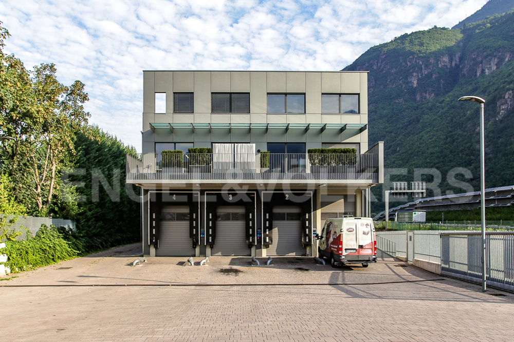 Office in South Tyrol
