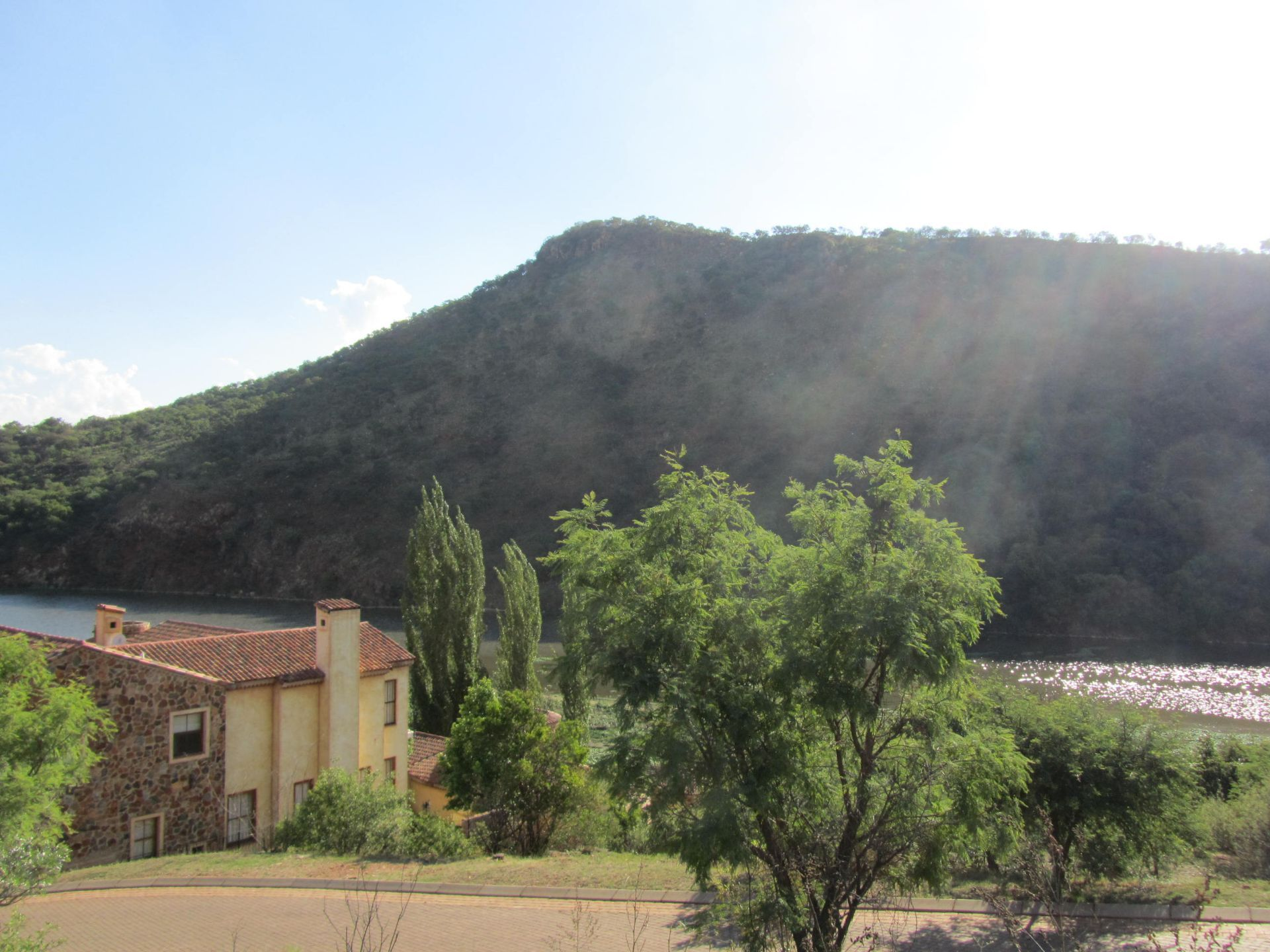 Land in Port Provance - River and hill views