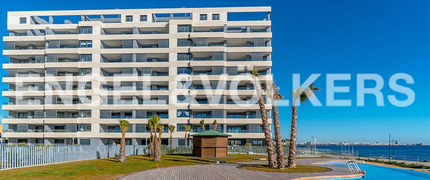 Condominium in Punta Prima