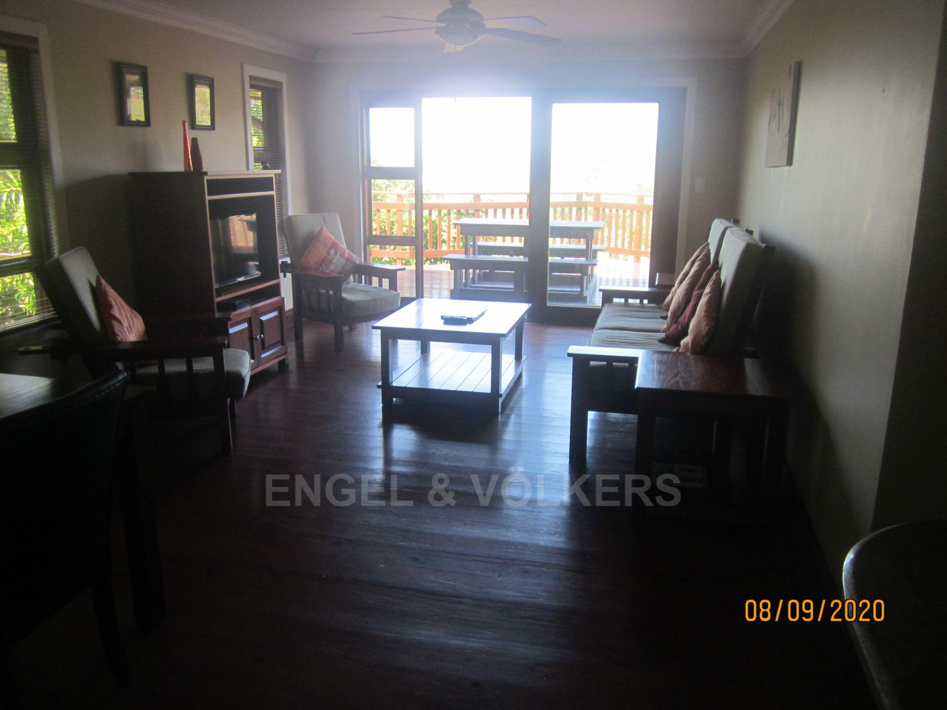 Apartment in Southbroom - Lounge/Patio