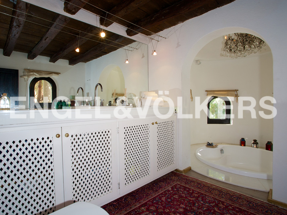 House in San Lorenzo - Unique bathroom with jacuzzi in a tower