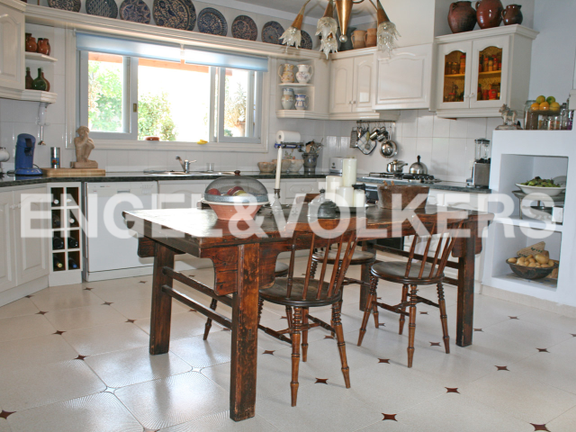 House in Surroundings - Townhouse in Sagra, Kitchen