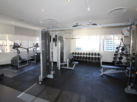 Condominium in Cape Town - Gym