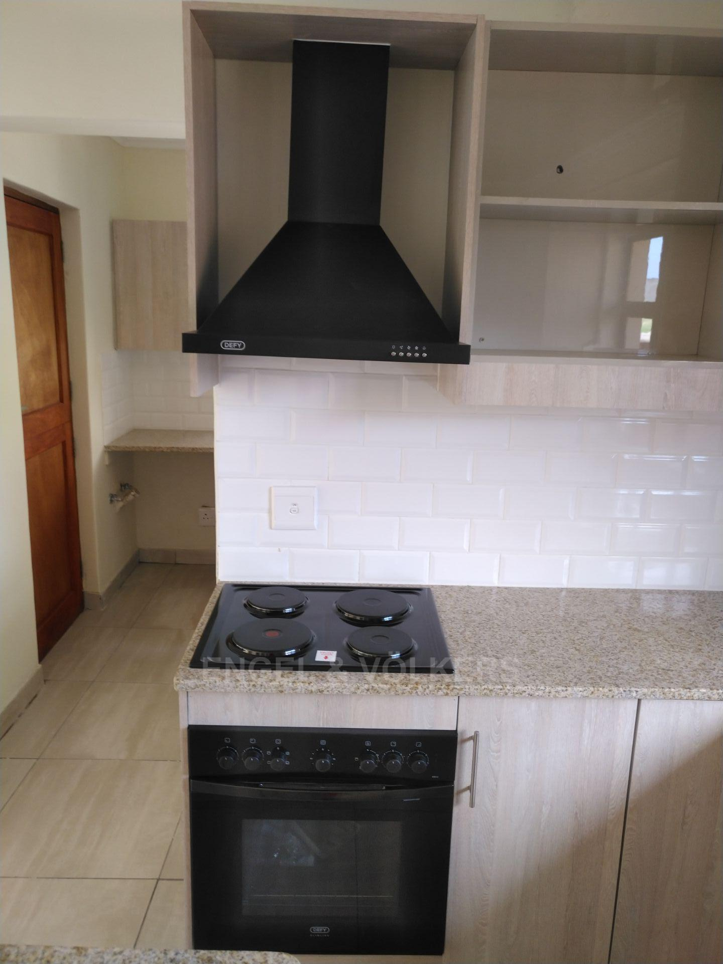 House in Xanadu Eco Park - Stove with extractor