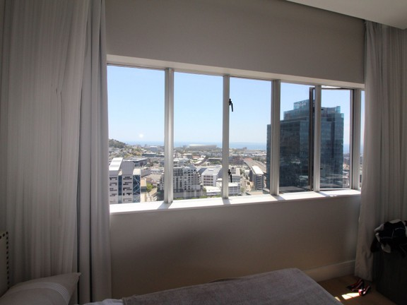 Condominium in Cape Town - View from the bedroom