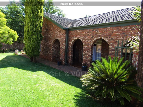 House in Potchefstroom