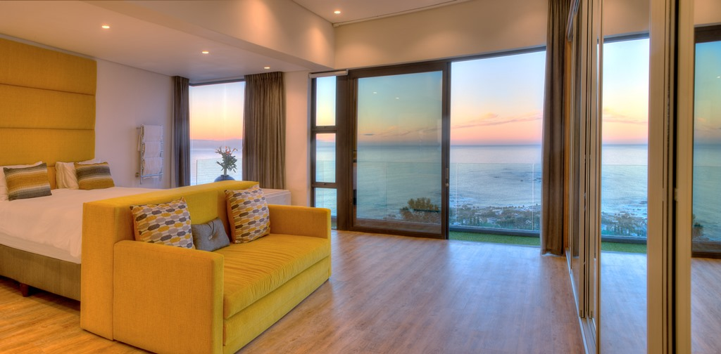 House in Camps Bay - Penthouse bedroom.jpg