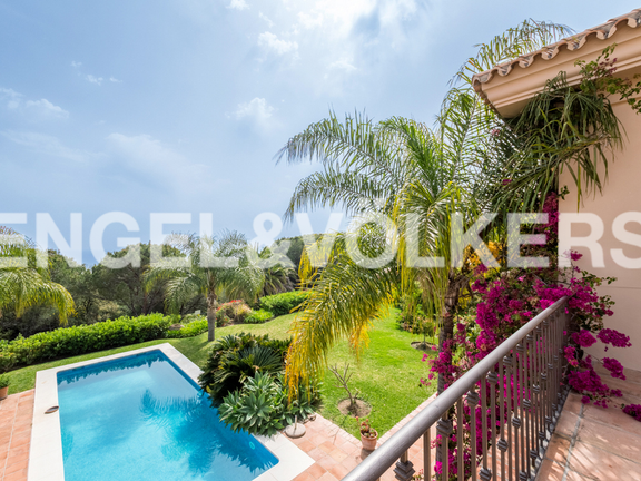 House in Marbella City - View