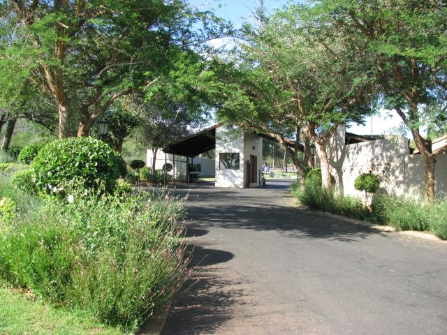 Land in Magalies River Club and Golf Estate - Entrance