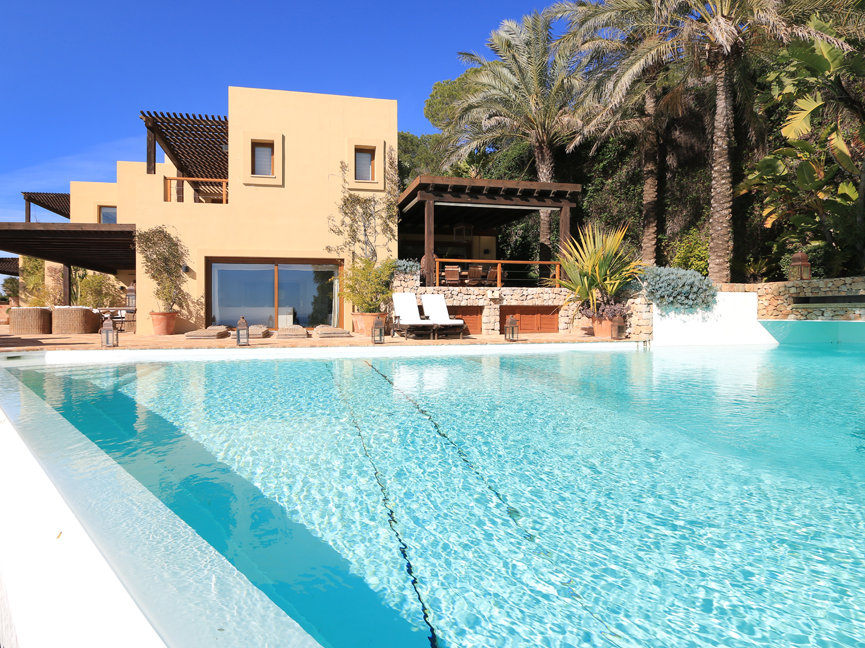 House in Ibiza town
