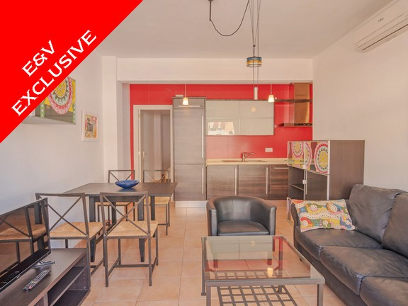 Beautiful Renovated Penthouse Apartment in the Heart of Moraira