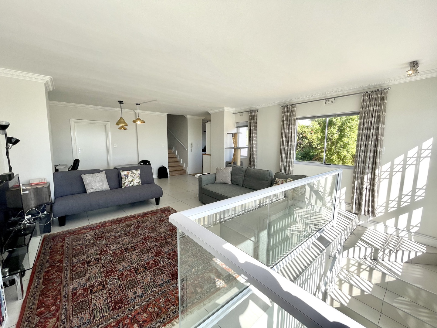 Apartment in Vredehoek - living area