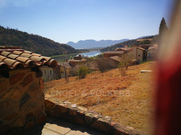 Land in Ville D' Afrique - View to the river
