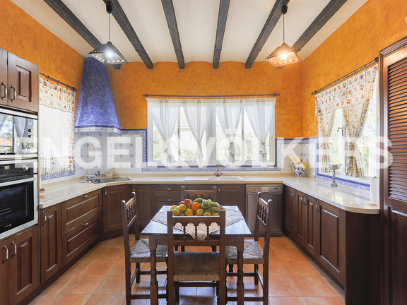 House in L'Eliana - Kitchen