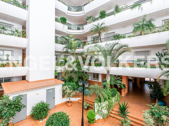 Condominium in Guadalmina