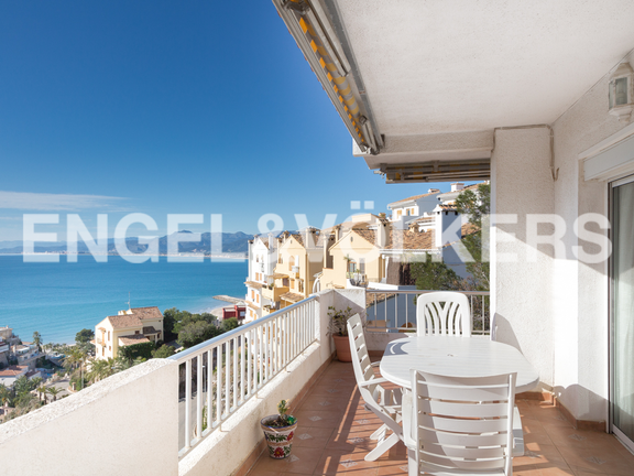 House in Cullera - Sea views from the terrace