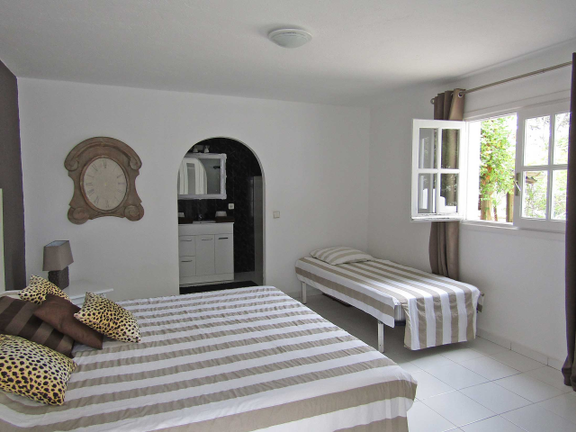 House in Sta. Eulalia - One of the bedrooms