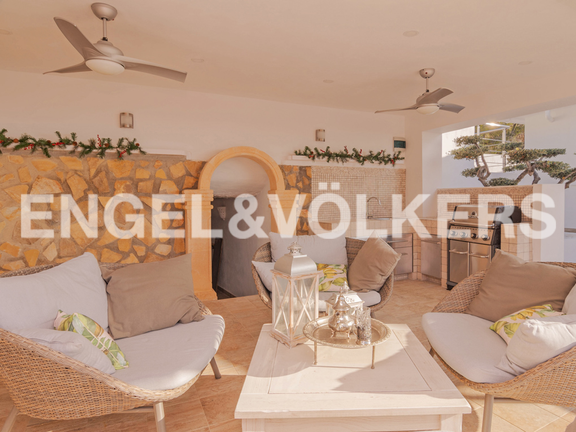 House in Benissa - Stunning Recently Renovated Luxury Villa in Fanadix, Terrace