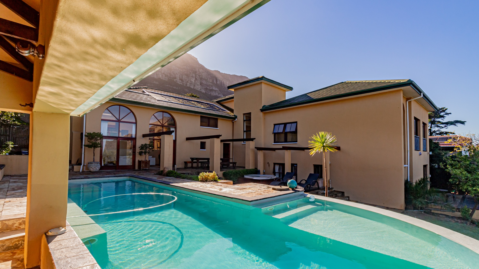 House in Hout Bay - Pool area
