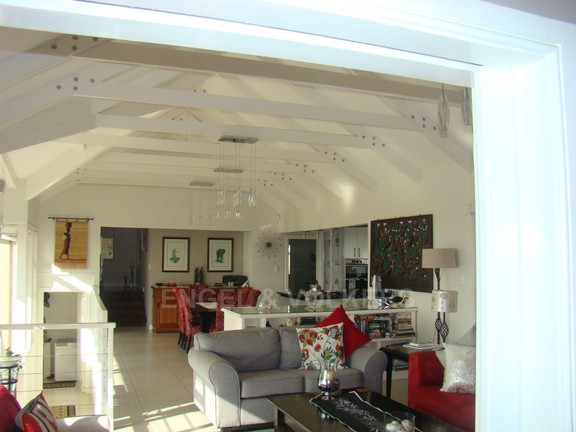 House in St Michaels on Sea - 009 Lounge and dining area view.JPG