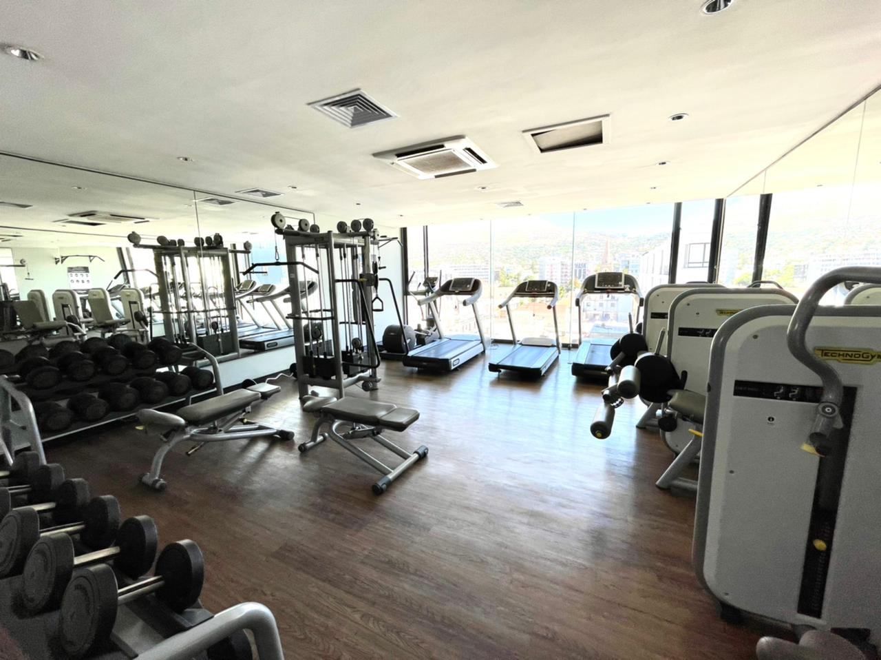 Apartment in City Centre - Gym.jpeg