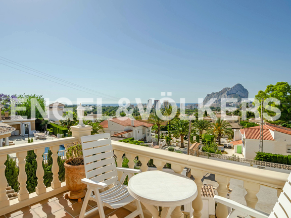 House in Calpe - Luxury Villa with Sea Views in Calpe, Views